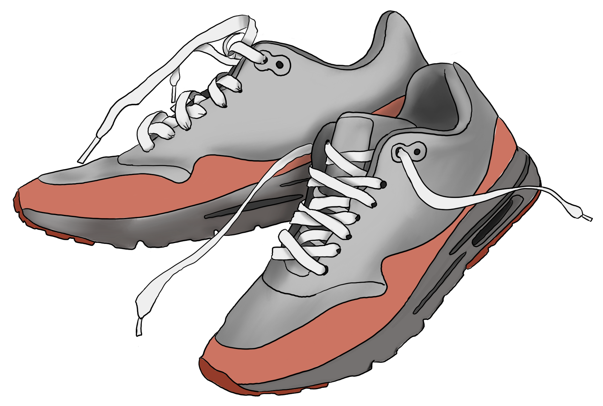 Running Shoes 1